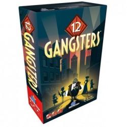 12 Gangsters un jeu Blue orange