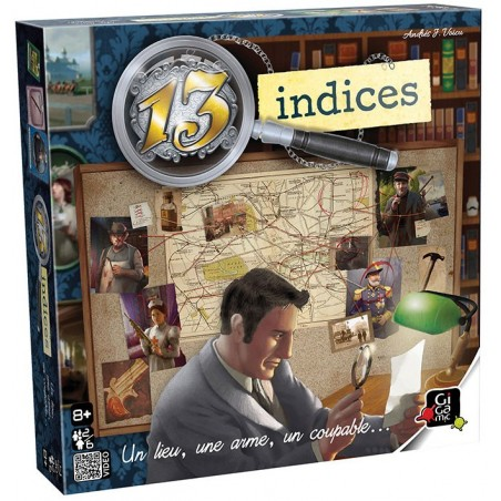 13 Indices un jeu Gigamic