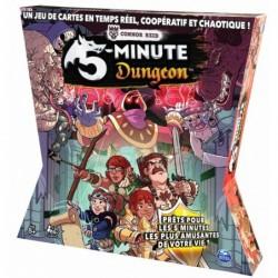 5 Minute Dungeon un jeu Spin master