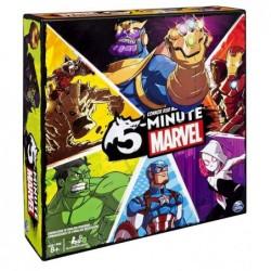 5 Minutes Marvel un jeu Spin master