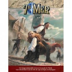 7e Mer - Livre de base un jeu Agate RPG