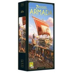 7 Wonders - Armada un jeu Repos Prod
