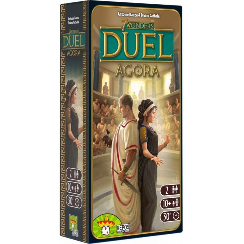 7 Wonders duel - Agora un jeu Repos Prod