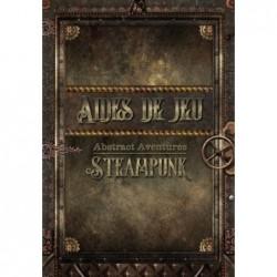 Abstract Aventures Steampunk - Aides de jeu un jeu Les XII singes