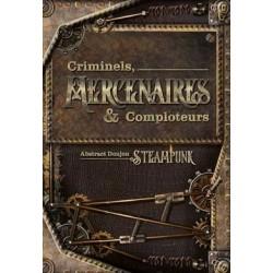 Abstract Aventures Steampunk - Criminels Mercenaires & comploteurs un jeu Les XII singes