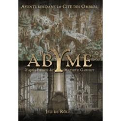 Abyme : aventures dans la Cité des Ombres un jeu Les XII singes
