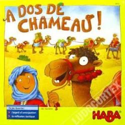 A dos de chameau un jeu Haba