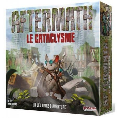 Aftermath : Le Cataclysme un jeu Plaid Hat Games