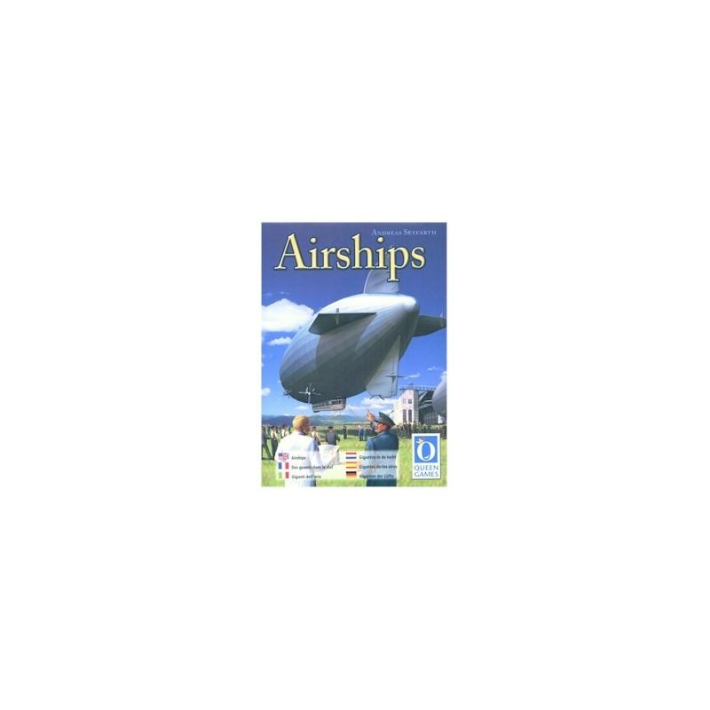 Airships un jeu Queen Games