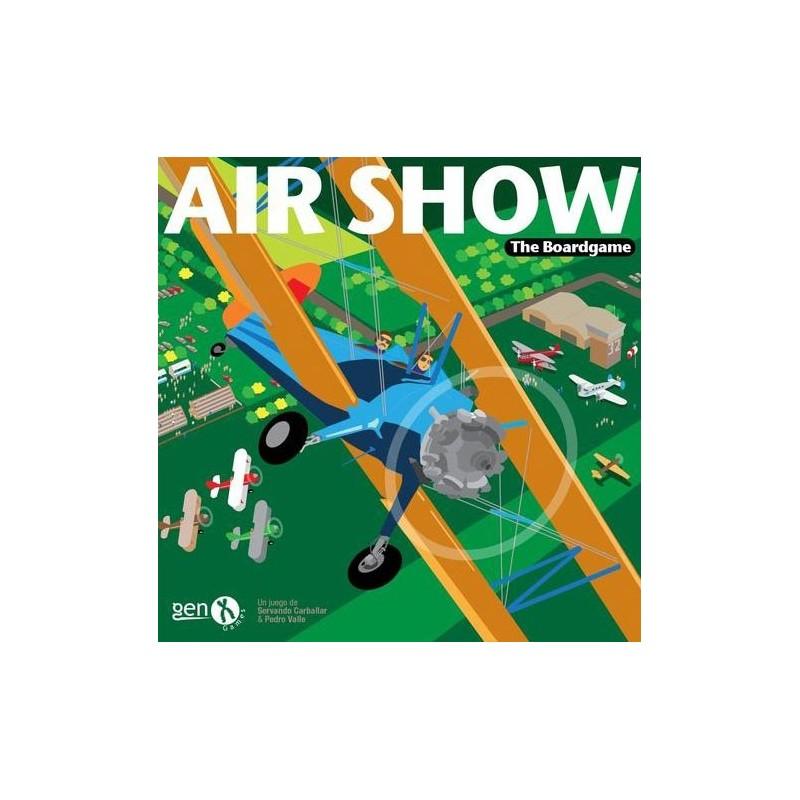 Air Show un jeu