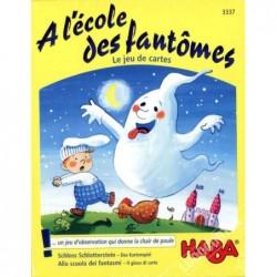 A l'école des fantomes - Jeu de Cartes un jeu Haba