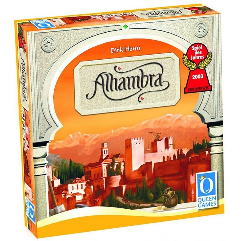 Alhambra un jeu Queen Games