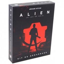 Alien : kit de demarrage un jeu Arkhane Asylum Publishing