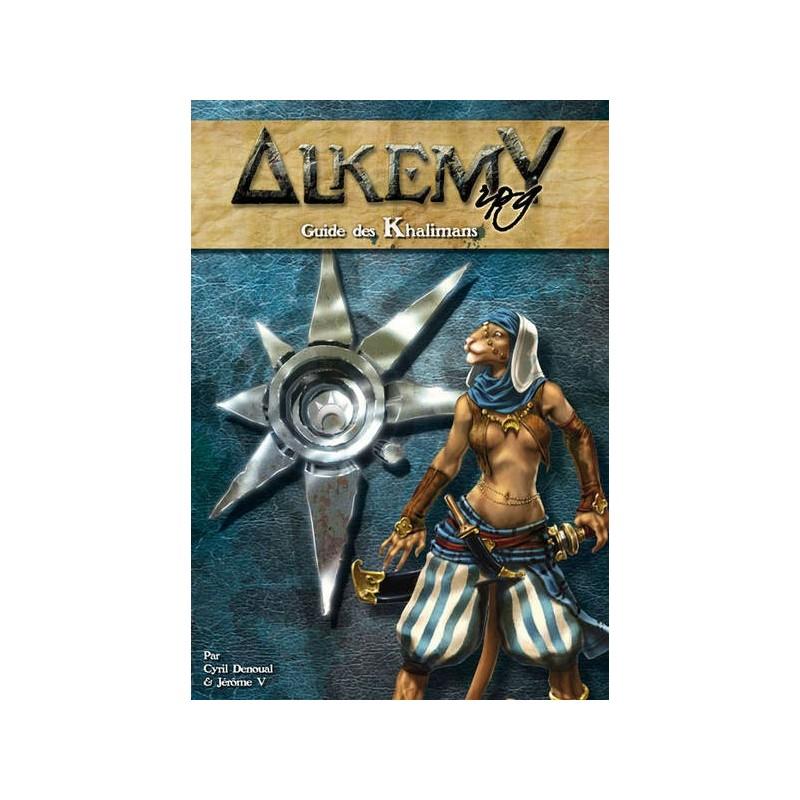 Alkemy - Guide des Khalimans un jeu Les XII singes