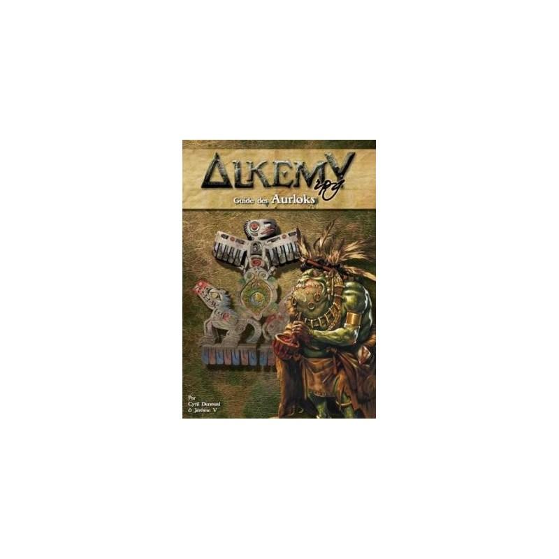 Alkemy : Guide des Aurloks un jeu Les XII singes
