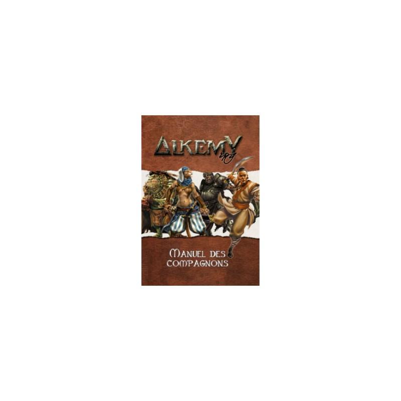 Alkemy - Manuel des compagnons un jeu Les XII singes