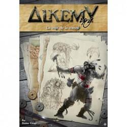 Alkemy : La nuit de la meute un jeu Les XII singes