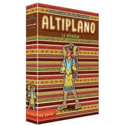 Altiplano - Le voyageur un jeu DLP Games