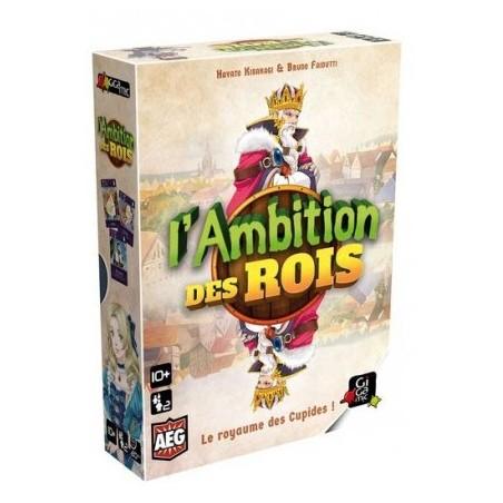 L'ambition des Rois un jeu Gigamic
