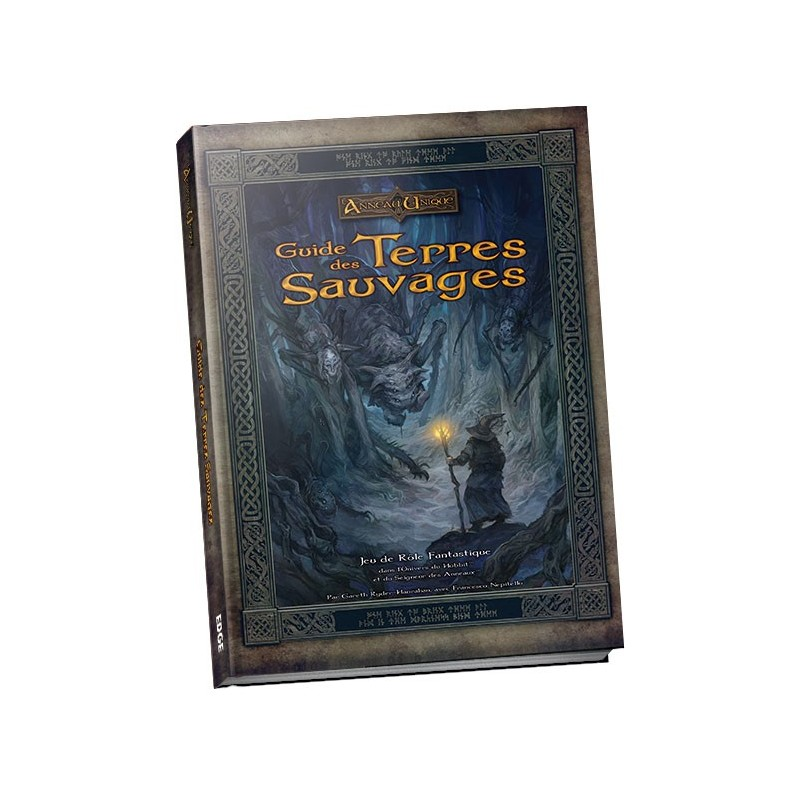 Le guide des terres sauvages un jeu Edge