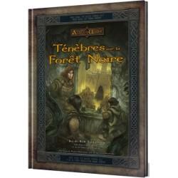 L'anneau unique - Ténèbres sur la forêt noire un jeu Edge