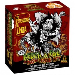 Apocalypse au zoo de carson city ext Linda un jeu Opla
