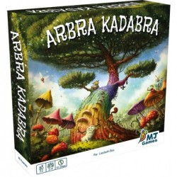 Arbra Kadabra un jeu MJ Games