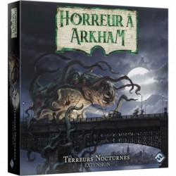 Horreur à Arkham - Terreurs Nocturnes un jeu FFG France / Edge