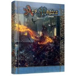 Ars Magica un jeu Atlas games