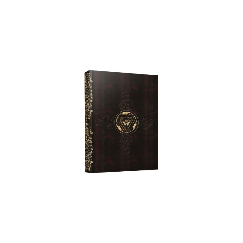 Ars Magica - Livre de base Collector un jeu LudoPathes