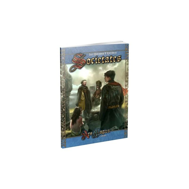 Ars Magica - Societates un jeu LudoPathes