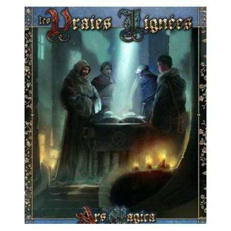 Ars magica - Les vraies lignées un jeu LudoPathes