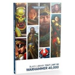 Tout l'art de warhammer 40 000 un jeu Black Library