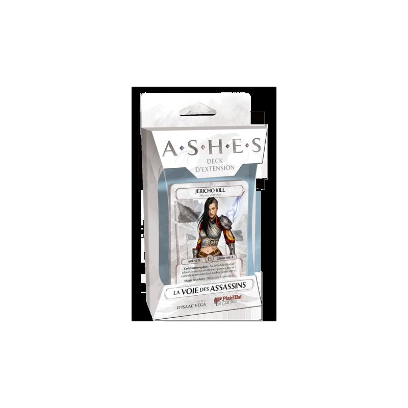 Ashes - La voie des assassins un jeu Plaid Hat Games