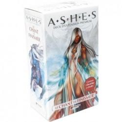 Ashes - Le chant de Finismer un jeu Plaid Hat Games