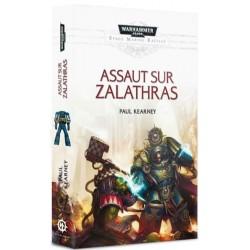 Assaut sur Zalathras un jeu Black Library