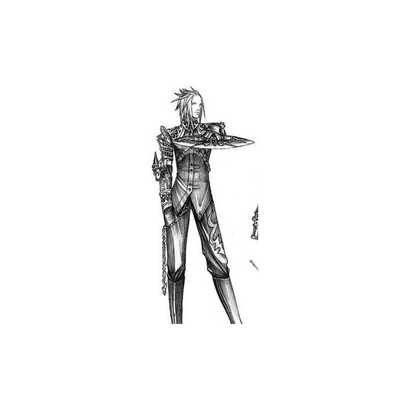 Blister Agent Wissenchaft Male (série III) un jeu Edge