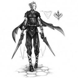 Blister Agent de Samael mâle (série III) un jeu Edge