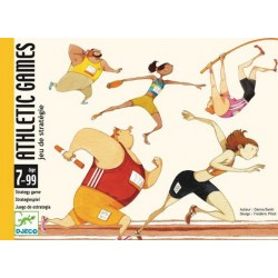 Athletic games un jeu Djeco