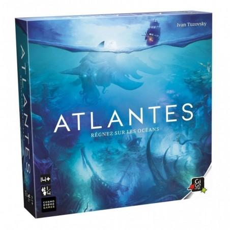 Atlantes un jeu Gigamic