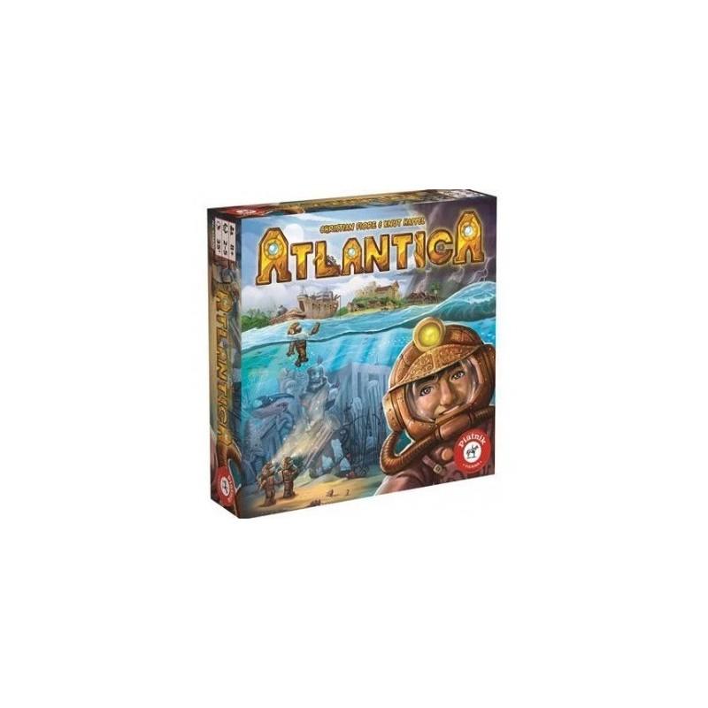 Atlantica un jeu Piatnik