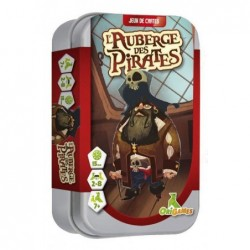 L'auberge des pirates un jeu Origames