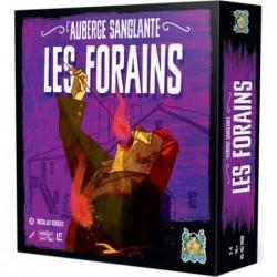 L'Auberge Sanglante - Les Forains un jeu Pearl Games
