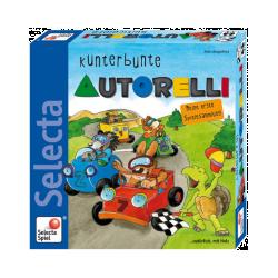 Autorelli multicoloré un jeu Selecta