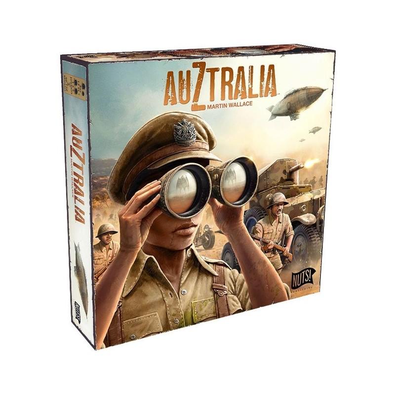 AuZtralia un jeu Nuts Publishing