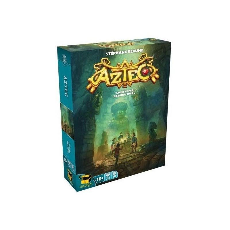 Aztec un jeu Matagot