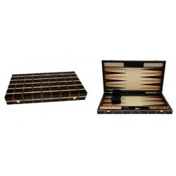 Backgammon Le Grand Makassar 53 cm un jeu Loisirs Nouveaux