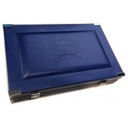 Backgammon Bleu Prestige 30 cm un jeu Loisirs Nouveaux