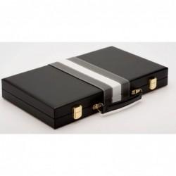 Backgammon Simili Cuir 38cm un jeu Loisirs Nouveaux