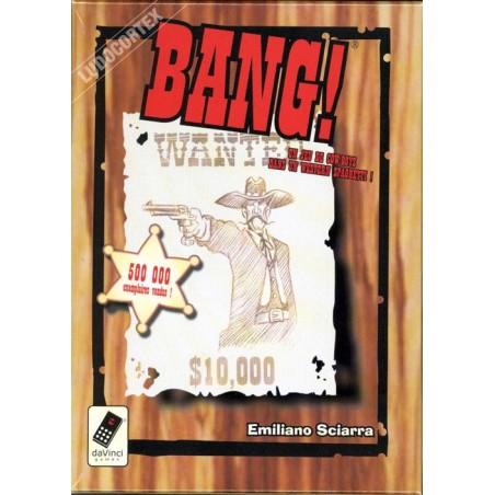 Bang! un jeu DaVinci games